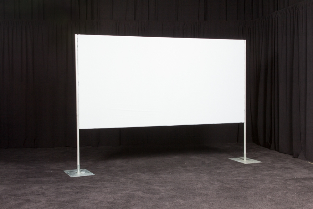 products free standing poster boards horizontal ops